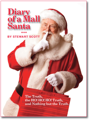 Diary Of A Mall Santa, by Stewart Scott