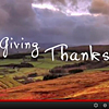 Video: Giving Thanks