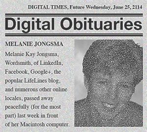 Digital Obituaries