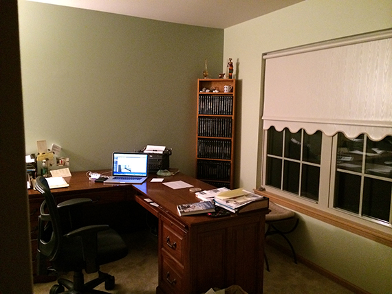 LifeLines office, up and running