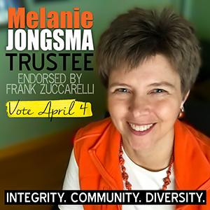 Melanie Jongsma