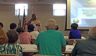 Thornton Township seminars
