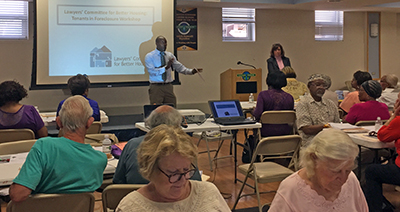 Thornton Township seminars